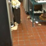 Dirty Unsanitary Kitchen - Logan's Roadhouse Southaven MS