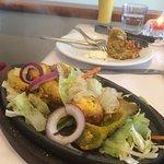 Sizzling Plate - Vegetarian