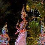 Apsara Dancing