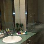 Ayre Hotel Caspe Photo