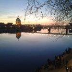 Toulouse ville romantique
