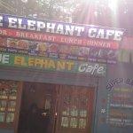 Blue Elephant Cafe