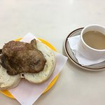 新好利咖啡饼店照片