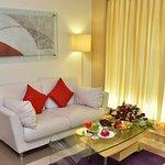 Premium Living Area