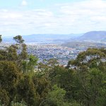 View of Hobart