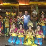 Bali culture night
