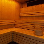 Goodwood Health Club Sauna