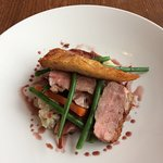 Duck breast special