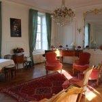 Salle à manger du Château de la Potardière