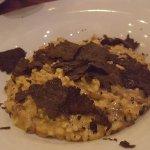 Black Truffle Rissoto