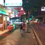 Entry on Silom street