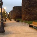 Las murallas romanas de Lugo