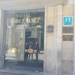 Photo de Hotel Mendez Nunez