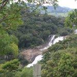 Cachoeira do Pimenta a poucos metros da Pousada
