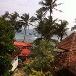 Foto di Shanthi Beach Resort