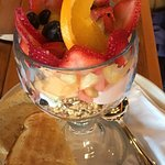 Breakfast Parfait- Yum!