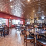 Bistro On The Loup, located inside Rivers Edge Convention Center, open daily for lunch and dinne