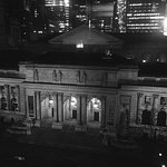 View of the NY City Library from our room!