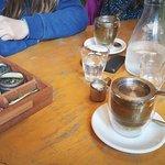 The selection of teas in De Bolhoed