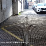 Useful to pay for overnight parking in advance