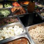 Salatbuffet/Vorspeisen