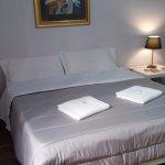 Suite matrimoniale dotata di tutti i comforts e bagno privato