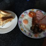 Delicious Cooked Breakfast