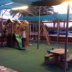 Poppadums childrens play area