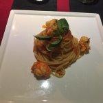 """Spaghetti con aragosta """"ottimi"""""""