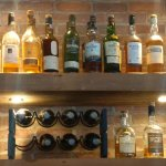 They have a nice collection of Scotch at the Brew Table!