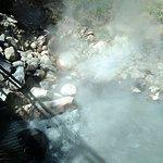 Natural steam bath