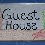 The Guest House features two double beds