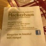 Hackerhaus Foto