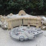 A long time ago in a Legoland far far away ....