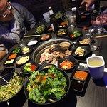 Foto de 167°F Korean BBQ