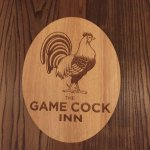Pics of inside The Game Cock Inn, an establishment par excellence!