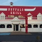 Le Buffalo de l'extérieur