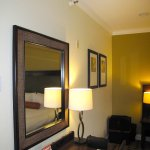 Room 341 - Toll House - Mirror over desk