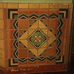 Lovely tile work