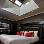 Executive double with velux window with shower