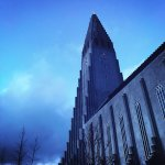 Photo de Église d'Hallgrimur (Hallgrimskirkja)