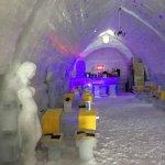 Ice Hotel Romania-billede