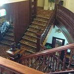 Heritage listed staircase