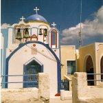 A church of Thirasia