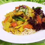 Satay Noodle