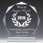 Best of Sunset Beach Award for 2016