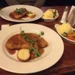 One of the best schnitzel meals I have enjoyed anywhere!