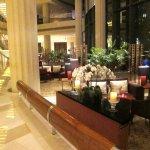 Regent Beijing Hotel Lobby Lounge area