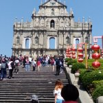 Church in Macau