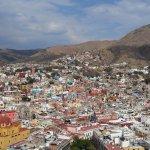 Vista de la ciudad desde El Pipila